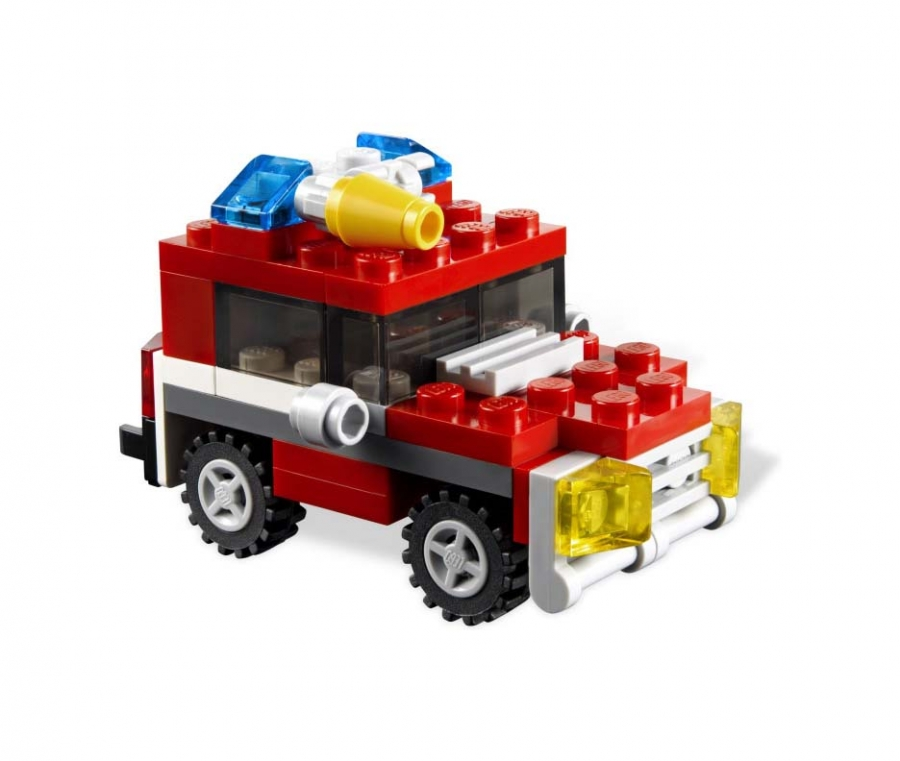 Как сделать из Лего машину, дом, робота? 6 секретов игры с Лего 72