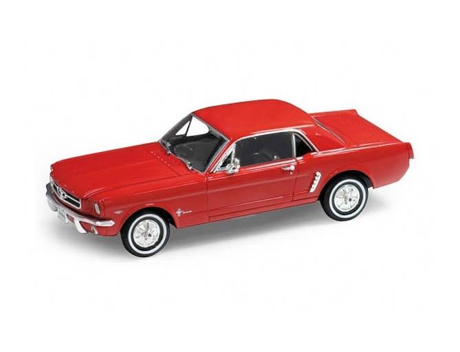 1964-1/2 ford mustang характеристики