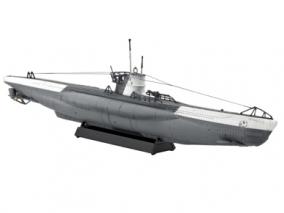 Revell - Сглобяем модел Немска подводница 05093