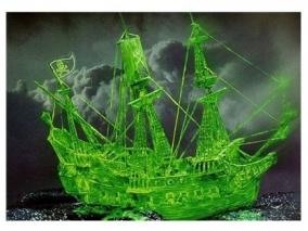 Revell - Сглобяем модел Пиратски кораб Призрак 05433