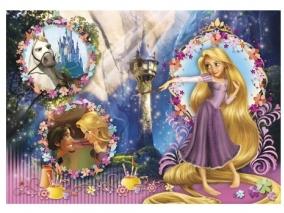 Clementoni - Пъзел Rapunzel 250 части 29606