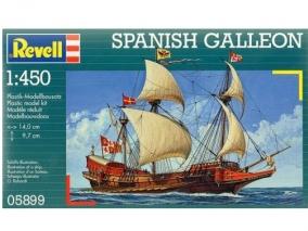 Revell - Сглобяем модел Испански галеон 05899
