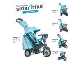 Smart Trike - Детска триколка 5 в 1 Explorer 011044