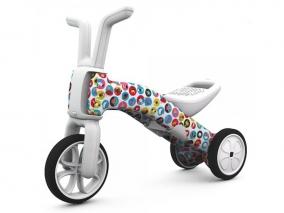 Chillafish - Bunzi колело за балансиране 2в1 артистик FAD 2 CPBN01F02