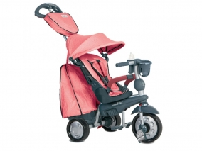 Smart trike - Детска триколка Explorer 5 в 1 червена 11052