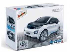 BanBao Конструктор - BMW I3 white 6802-1