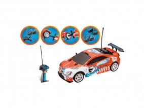 Mondo Motors - HOT WHEELS Кола DRIFT R/C 1:16 63308 F