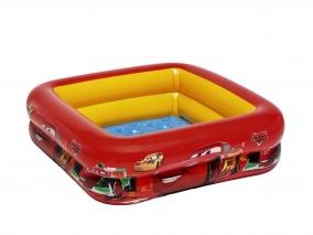 INTEX - Бебешки басейн Cars 85 см х 85 см х 23 см 757101