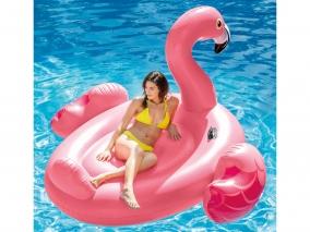 INTEX - Надуваем остров розово фламинго 218х211х136см 756288