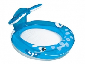 INTEX - Детски басейн Кит с пръскалка 757435