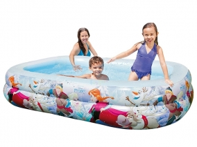 INTEX - Детски басейн Disney Frozen Замръзналото кралство 758469