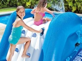 INTEX - Надуваема водна пързалка INTEX WATER SLIDE 758849
