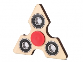 Wood Fidger Spinner - дървен антистрес спинър PM