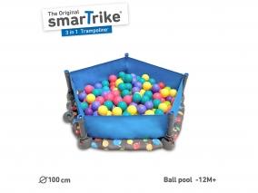 Smart trike - Трамплин 3 в 1 - 100 см 11065