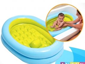 INTEX - Надуваема бебешка вана INTEX Baby Bath Tub 748421