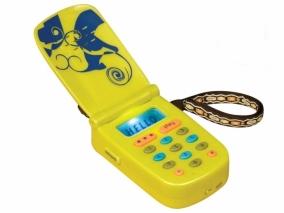 BATTAT - Детски телефон със звук и светлина BX1030Z