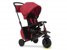 Smart Trike - Сгъваема триколка 8-в-1 smarTfold 700, червена 11073