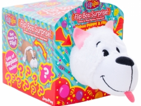 FlipaZoo - Парти Флипчета  Бяло куче 025300-4
