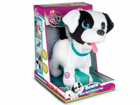IMC Toys - Интерактивно кученце BOWIE ДАВА ЦЕЛУВКА 96899