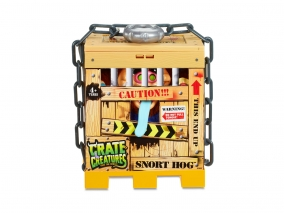 Crate Creatures - Чудовище в клетка Snort Hog 440004