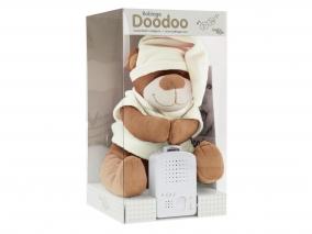 Doodoo Babiage - Плюшено мече с успокояващ звук, бежово 3580010